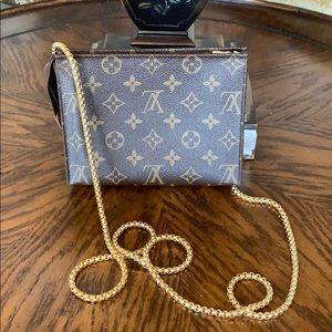 Louis Vuitton Toiletries 19 plus Crossbody Chain